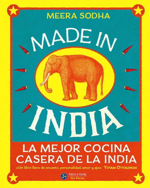 MADE IN INDIA - LA MEJOR COCINA CASERA DE LA INDIA