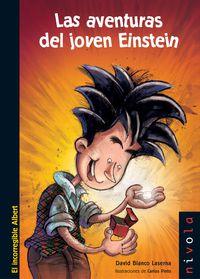 Las aventuras del joven einstein - David Blanco Laserna