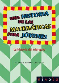 Una historia de las matematicas para jovenes - Ricardo Moreno