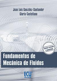 FUNDAMENTOS DE MECANICA DE FLUIDOS
