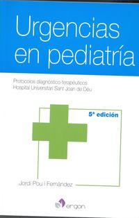 (5 ED) URGENCIAS EN PEDIATRIA