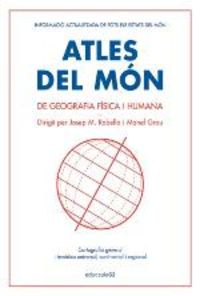 Atles Del Mon - Josep Maria Rabella Vives / Manel Grau