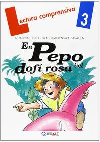 lectura quad - en pepo i el dofi rosa - Merce Viana Martinez / Mª Dolores Mayan Santos