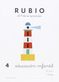 EDUCACION INFANTIL 4 - EL MAR