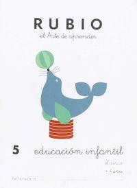 EDUCACION INFANTIL 5 - EL CIRCO