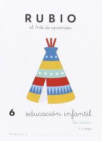 EDUCACION INFANTIL 6 - LOS INDIOS