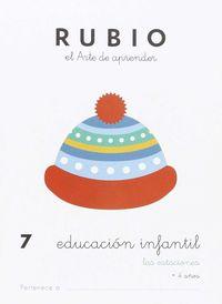 EDUCACION INFANTIL 7 - LAS ESTACIONES