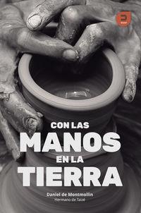 CON LAS MANOS EN LA TIERRA - PRESENCIA DE LA ALFARERIA
