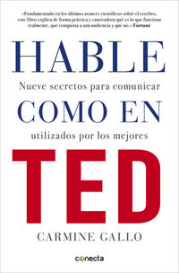 Hable Como En Ted - Carmine Gallo