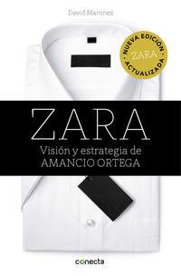 Zara - Vision Y Estrategia De Amancio Ortega - David Martinez