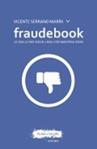 Fraudebook - Vicente Serrano Marin