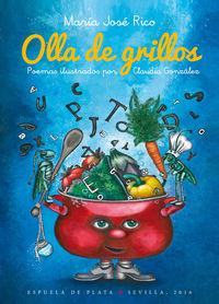 Olla De Grillos - Maria Jose Rico