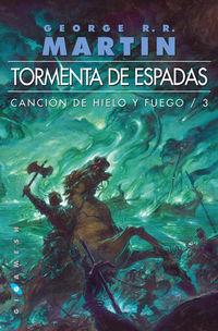 CANCION DE FUEGO Y HIELO 3 - TORMENTA DE ESPADAS (OMNIUM)