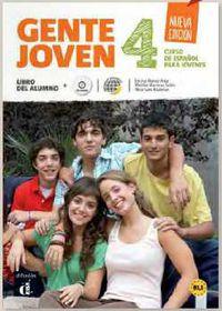 Gente Joven 4 (nivel B1.1) - Aa. Vv.