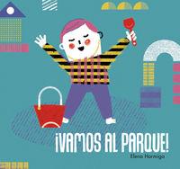 ¡vamos Al Parque! - Elena Hormiga