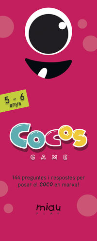 COCOS GAME 5-6 ANYS