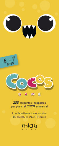 COCOS GAME 6-7 ANYS