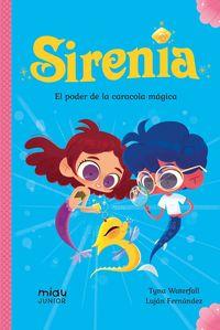 SIRENIA 1 - EL PODER DE LA CARACOLA MAGICA