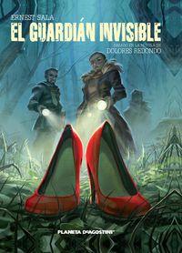 Guardian Invisible, El (novela Grafica) - Dolores Redondo / Ernest Sala