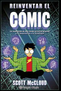 reinventar el comic - Scott Mccloud