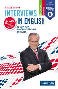 INTERVIEWS IN ENGLISH - TU GUIA PARA CONSEGUIR TRABAJO EN INGLES