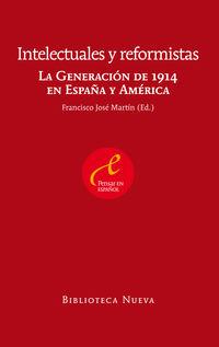 Intelectuales Y Reformistas - Francisco Martin