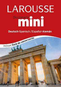DICCIONARIO MINI DEUTSCH / SPANISCH - ESPAÑOL / ALEMAN