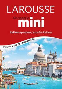 DICCIONARIO MINI ITALIANO / SPAGNOLO - ESPAÑOL / ITALIANO