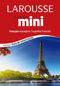 DICCIONARIO MINI FRANÇAIS / ESPAGNOL - ESPAÑOL / FRANCES