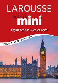 DICCIONARIO MINI ENGLISH / SPANISH - ESPAÑOL / INGLES