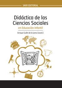 Didactica De Las Ciencias Sociales En Educacion Infantil - Aa. Vv.