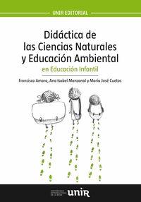 DIDACTICA DE LAS CIENCIAS NATURALES Y EDUCACION AMBIENTAL EN EDUCACION INFANTIL