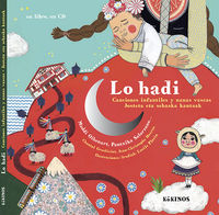 lo hadi (+cd) - Chantal Grosleziat