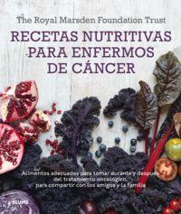 RECETAS NUTRITIVAS PARA ENFERMOS DE CANCER