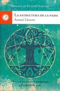 La estructura de la nada - Antoni Llorens
