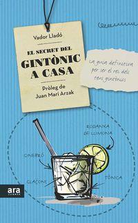 SECRET DEL GINTONIC A CASA, EL