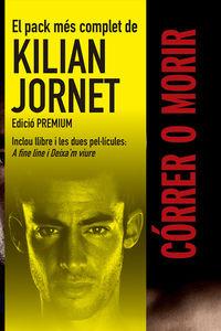 CORRER O MORIR (+DVD) (CATALAN)