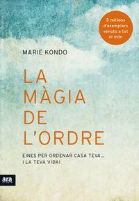 La magia de l'ordre - Marie Kondo