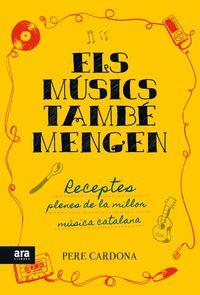 Musics Tambe Mengen, Els - Pere Cardona I Hortos