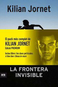 FRONTERA INVISIBLE, LA (+DVD) (CATALAN)