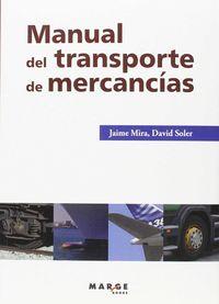MANUAL DEL TRANSPORTE DE MERCANCIAS