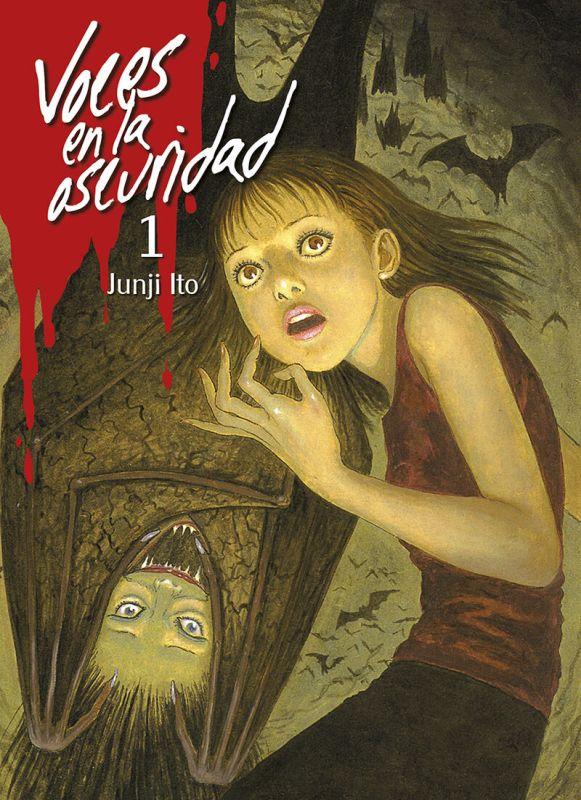 voces en la oscuridad 1 - Junji Ito
