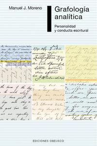 Grafologia Analitica - Manuel Jose Moreno Ferrero