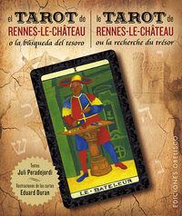TAROT DE RENNES-LE-CHATEAU, EL (+CARTAS)