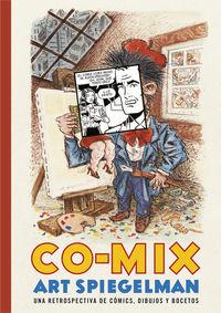 CO-MIX - UNA RETROSPECTIVA DE COMICS, DIBUJOS Y BORRADORES