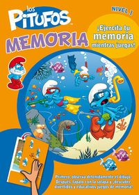 PITUFOS MEMORIA, LOS - NIVEL 1