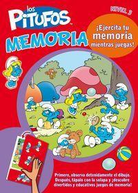PITUFOS MEMORIA, LOS - NIVEL 3
