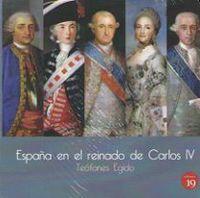 ESPAÑA EN EL REINADO DE CARLOS IV
