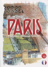CARNET DE VOYAGE PARIS (FRANCES)