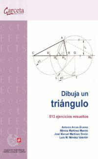 DIBUJA UN TRIANGULO - 513 EJERCICIOS RESUELTOS